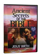 Ancient Secrets 3 #07: Jesus' Birth (#07 in Ancient Secrets Of The Bible DVD Series) DVD