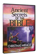 Ancient Secrets 3 #09: Christmas Miracle (#09 in Ancient Secrets Of The Bible DVD Series) DVD