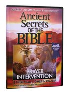 Ancient Secrets 2 #09: Prayer Intervention (Ancient Secrets Of The Bible DVD Series) DVD