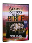 Ancient Secrets 2 #13: Bible Code (Ancient Secrets Of The Bible DVD Series) DVD