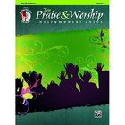 Top Praise & Worship: Alto Saxophone With CD (Music Book) (Audio) Paperback