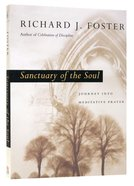 Sanctuary of the Soul Paperback