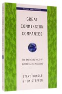 Great Commission Companies Paperback