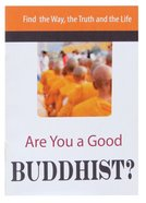 Are You a Good Buddhist? Booklet