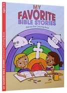 My Favorite Bible Stories Dot-To-Dot (Ages 2-5, Reproducible) (Warner Press Colouring/activity Under 5's Series) Paperback
