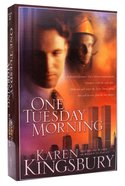 One Tuesday Morning (Large Print) (#01 in 9/11 Series) Paperback