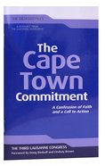 The Cape Town Commitment: A Confession of Faith and a Call to Action Paperback