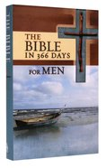 The Bible in 366 Days For Men (Nlt) Paperback