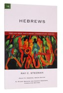 Ivp Ntc: Hebrews (Ivp New Testament Commentary Series)