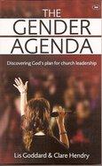 The Gender Agenda Paperback