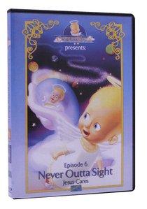 Never Outta Sight (#06 in Cherub Wings (Dvd) Series)