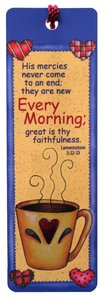 Tassel Bookmark: His Mercies