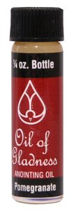 Anointing Oil 1/4 Oz: Pomegranate