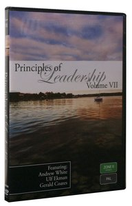 Andrew White, Ulf Ekman, Gerald Coates (#07 in Principles Of Leadership Series)