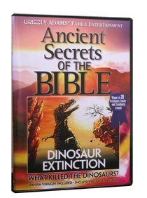 Ancient Secrets 2 #03: Dinosaur Extinction (Ancient Secrets Of The Bible Dvd Series)