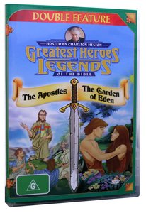 The Apostles/Garden of Eden (Greatest Heroes & Legends Of The Bible Series)
