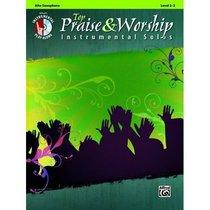 Top Praise & Worship: Alto Saxophone With CD (Music Book) (Audio)