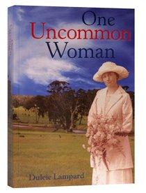 One Uncommon Woman