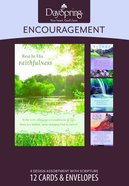 Boxed Cards Encouragement: Bold Promises Box