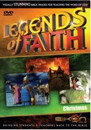 Christmas (DVD Rom) (Legends Of Faith DVD Series)