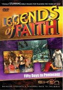 Fifty Days of Pentecost (Dvd/Rom) (Legends Of Faith Dvd Series)