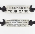 Bracelet: Songs of Worship: Blessed Be Your Name (Cord)
