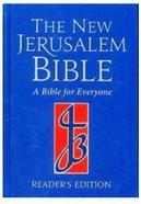 New Jerusalem Bible Reader's Edition Paperback