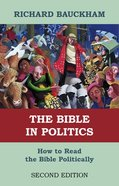 The Bible in Politics Paperback