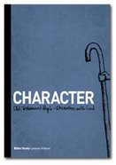 Student Life Bible Series: Character