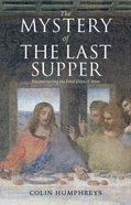 The Mystery of the Last Supper Paperback