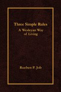 Three Simple Rules Paperback