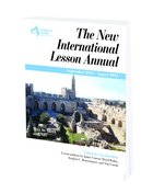 New International Lesson Annual (2011 - 2012) Paperback