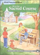 Alfred's Basic All-In-One Sacred Course For Children Book 2 (Music Book)