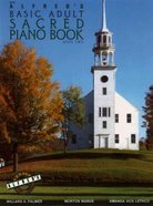 Alfred's Basic Adult Piano Course: Sacred Piano Book 2 (Music Book) Paperback