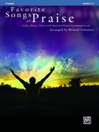 Favorite Songs of Praise (Music Book) (Piano Accompaniment) Paperback