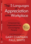 The 5 Languages of Appreciation in the Workplace Paperback