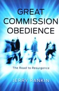 Great Commission Obedience Paperback