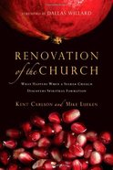 Renovation of the Church Paperback