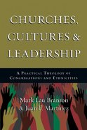 Churches, Cultures and Leadership Paperback