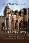 Early Libian Christianity