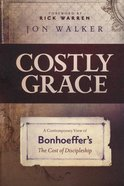 Costly Grace Paperback