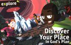 Discover Your Place in God's Plan Student Book (Explore Small Group Series) Paperback