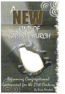 A New Kind of Baptist Church Paperback