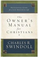 The Owner's Manual For Christians Paperback