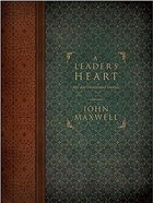 Journal: A Leader's Heart Hardback