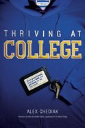Thriving At College Paperback