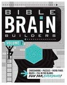 Bible Brain Builders Volume 2 (#02 in Bible Brain Builders Series)