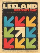 Opposite Way Collector's Edition Music Book Paperback