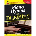 Piano Hymns For Dummies Paperback