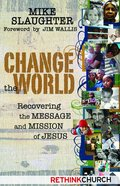 Change the World Paperback